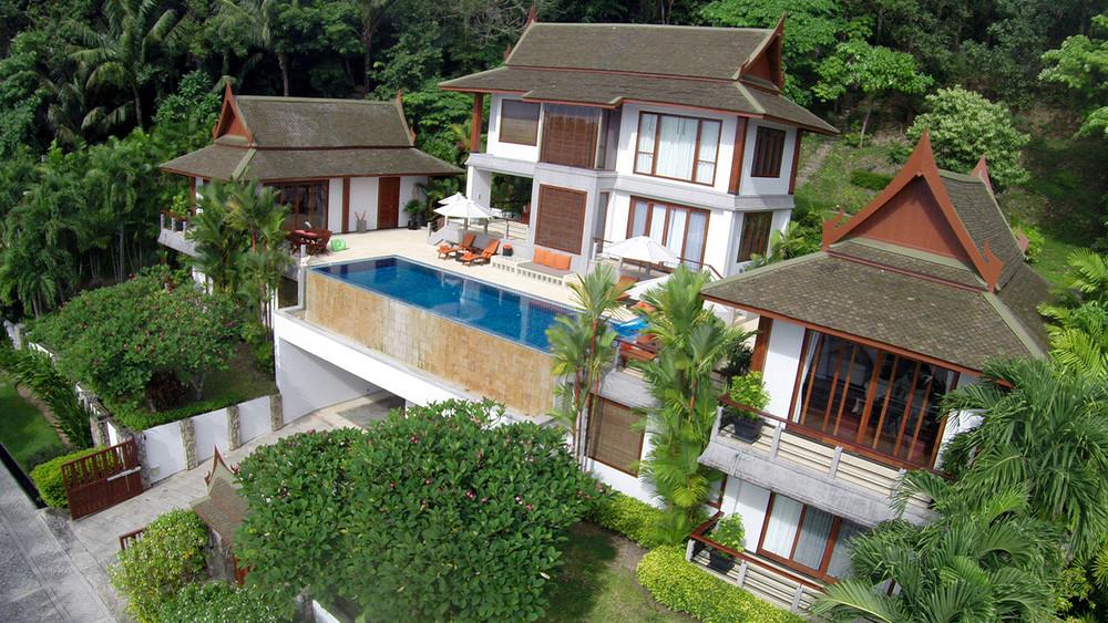 Villa Baan Bon Khao
