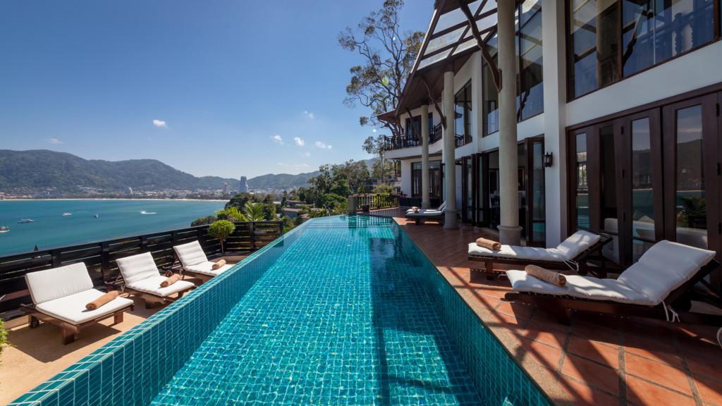 Villa Baan Paradise Patong