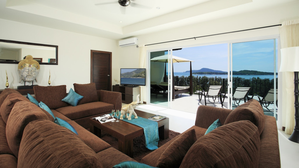 Villa Turquoise View