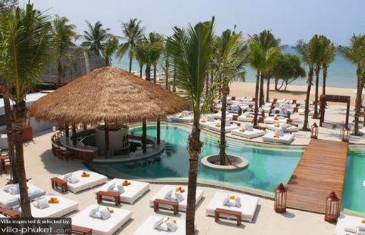 Nikki Beach Club Phuket