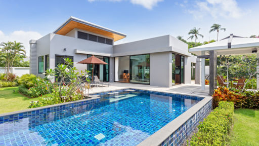Baan Boondharik 2 Modern Zen Villa