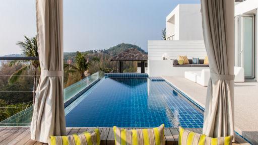 Villa 3 bedrooms Surin beach