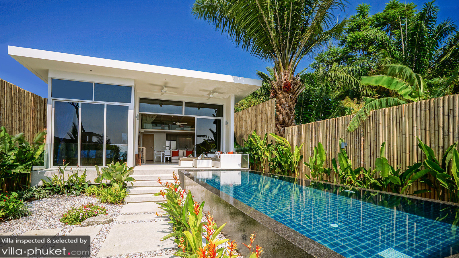 The Beach House in Cape Panwa, Phuket - 3 bedrooms